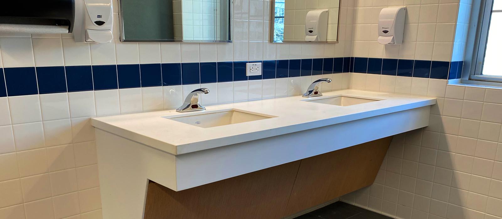 Restroom Vanities