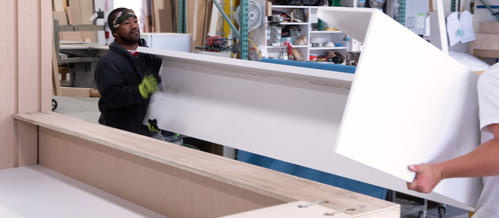 Institutional Cabinetry