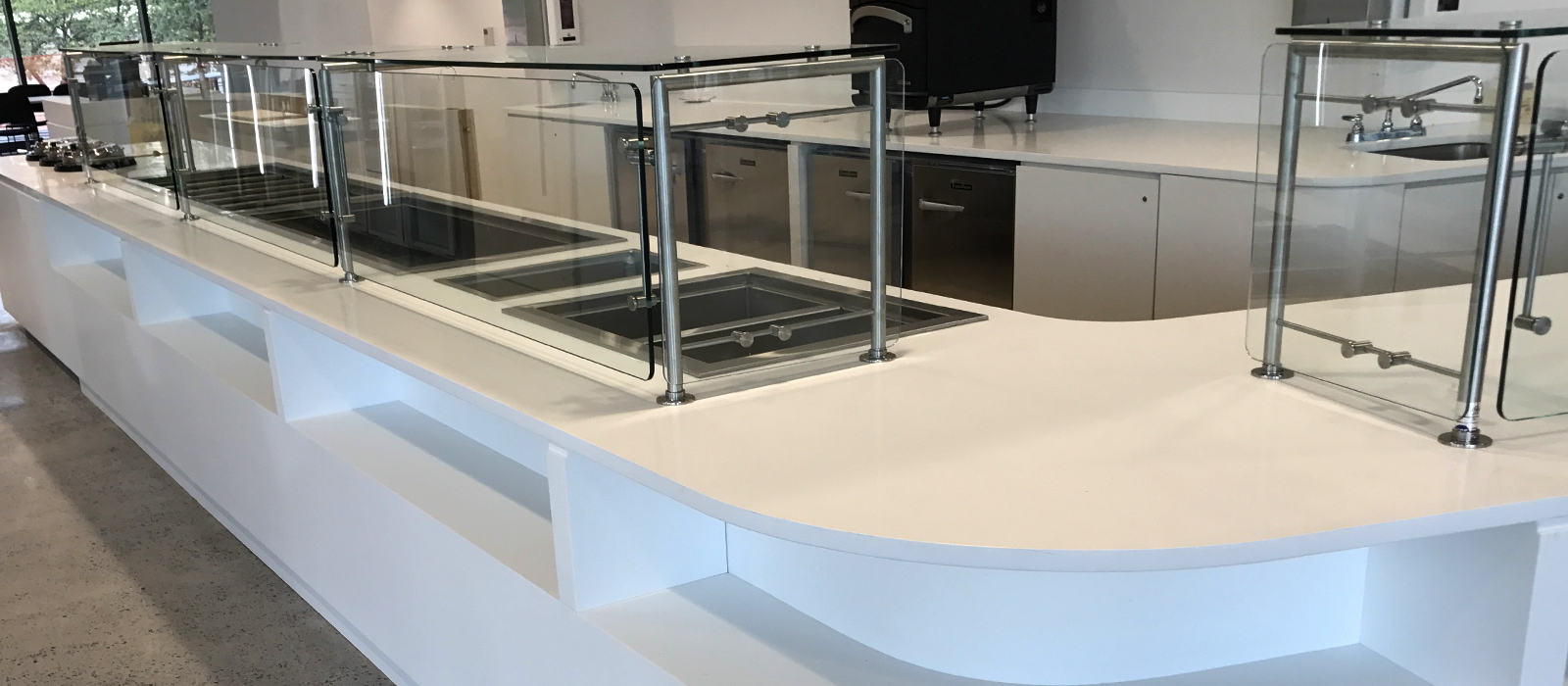 Solid Surface Fabrication