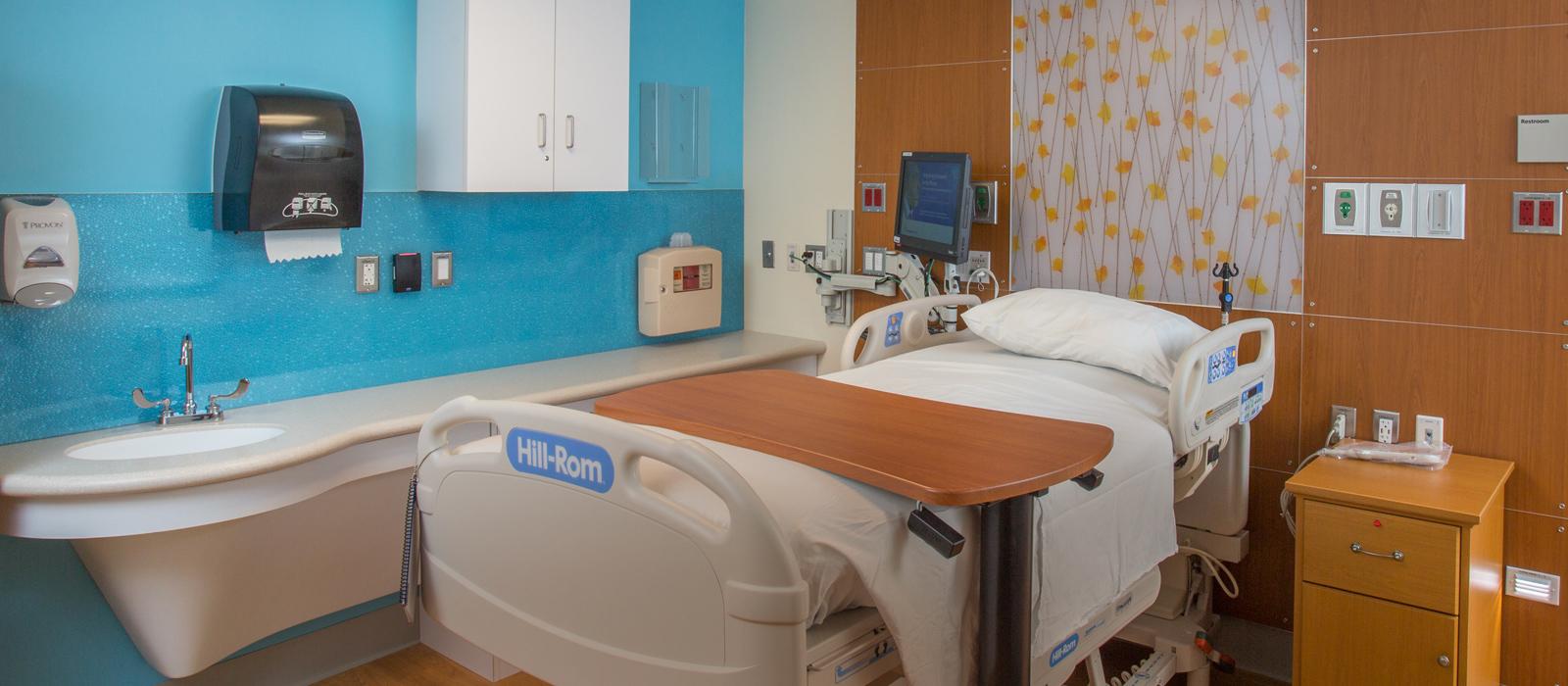 Patient & Exam Rooms
